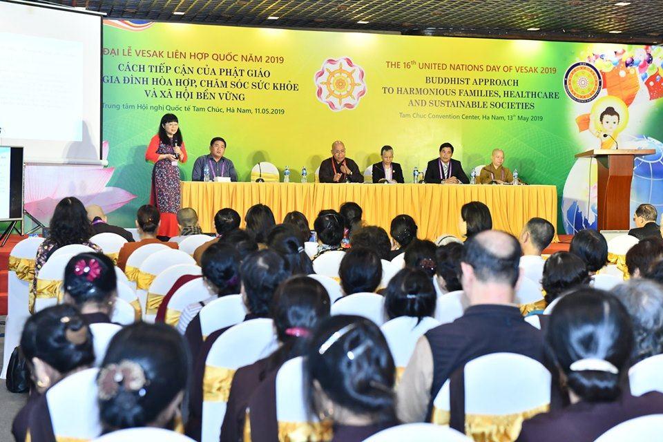 """Hà Nam: Hội thảo Khoa học Quốc tế """"Cách tiếp cận của Phật giáo về sự lãnh đạo toàn cầu và trách nhiệm cùng chia sẻ vì xã hội bền vững"""""""
