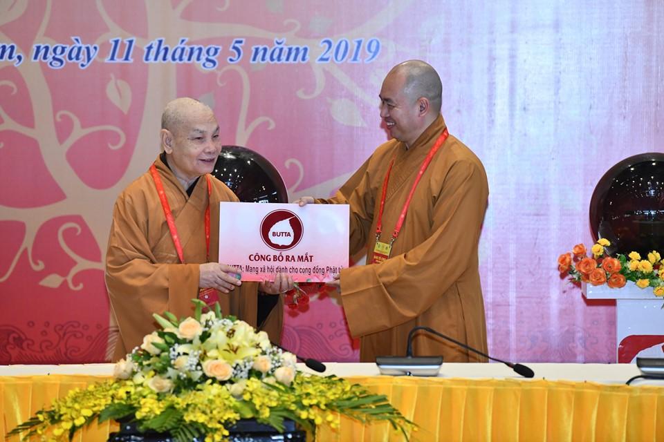 Hà Nam: Lễ công bố ra mắt Mạng xã hội Phật giáo-Butta.vn