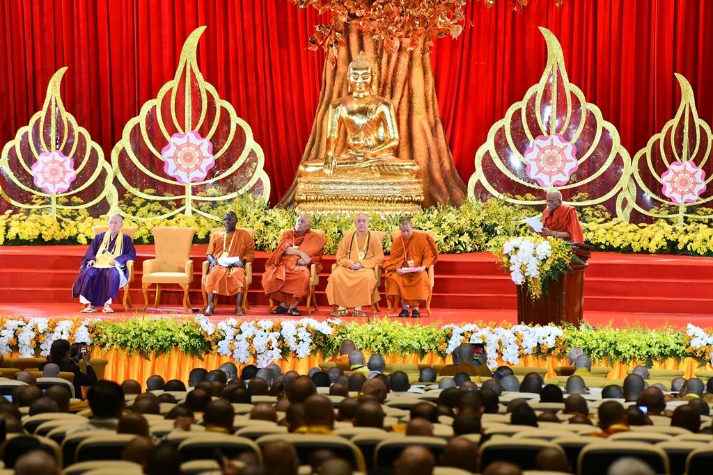 Hà Nam: Tuyên đọc Thông điệp của Lãnh đạo Phật giáo thế giới
