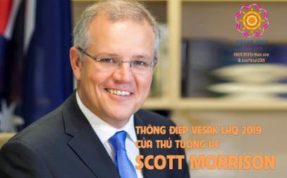 The Prime Minister of Australia